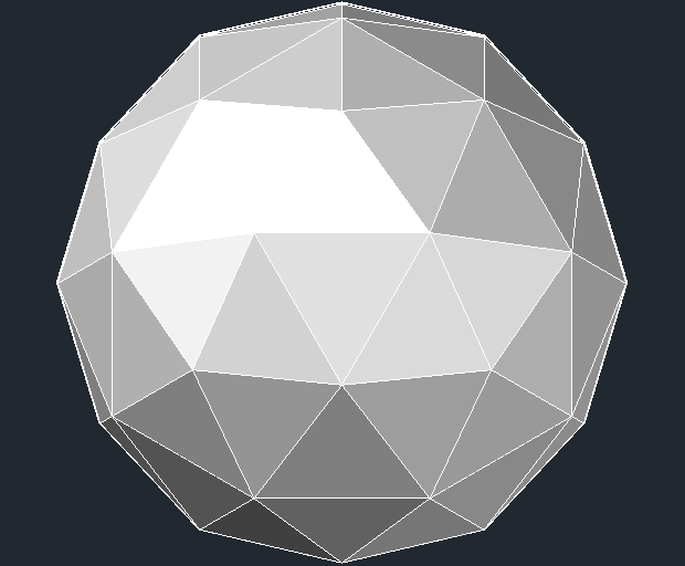 DOWNLOAD icosidodecahedron.dwg