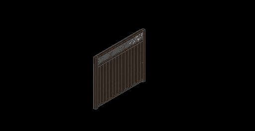 DOWNLOAD 3d_fence_84.dwg