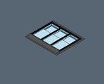 Northlight In-Roof_LOD 200-400_v.2.06.rfa