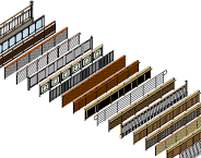Revit fence family free download