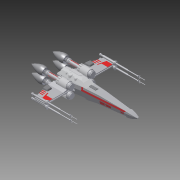 DOWNLOAD X-Wing-SD.ipt