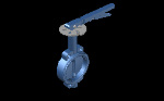 dia_100_butterfly_valve.dwg