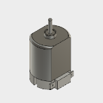 711 DC Toy Motor.f3d