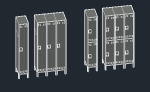 Single_and_Double_Tier_Lockers.dwg