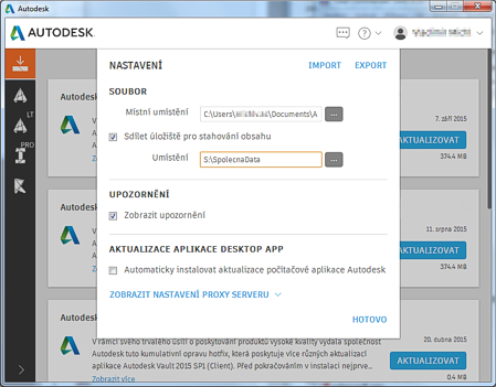 reinstall autodesk desktop app download
