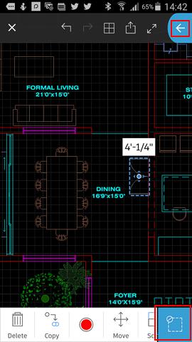 CAD Forum - Editing block attributes in AutoCAD mobile