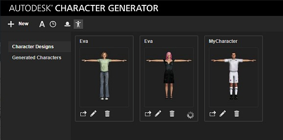How To Print 3D Characters Designed In Autodesk Character Generator?