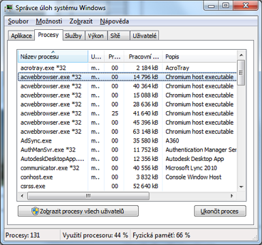 CAD Forum - What is the process acwebbrowser exe resp  Chromium host