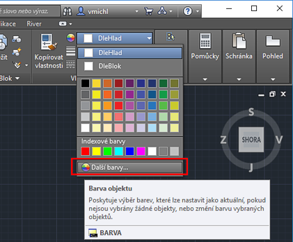 CAD Forum - How to assign a RAL color to a DWG object and get its ...