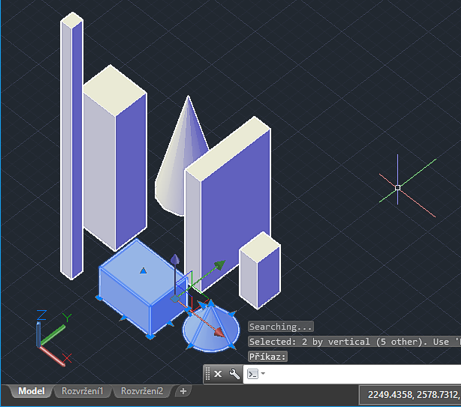 CAD Forum - Select 3D solids by their height, volume, surface